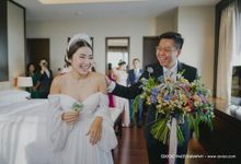 Andrie & Shella by One Heart Wedding