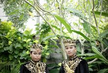 Pra-Metatah of Krisna & Arsa by DM Photo