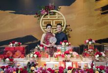 MC-Ing Sangjit Ceremony Of Alven And Rita by Ws Entertainment