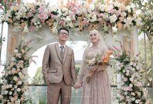 Intimate Garden Wedding by Top Fusion Wedding