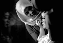 Wedding Tasha Andri by aie photograph
