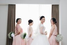 Alvin & Vivi Wedding Preparation by Trayamata