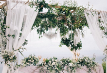 Marble & Mirror  by AiLuoSi Wedding & Event Design Studio