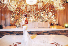 White fairy tale by AiLuoSi Wedding & Event Design Studio