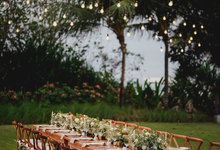 Simple - boho - rustic by AiLuoSi Wedding & Event Design Studio