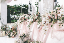 Classic fairy tale by AiLuoSi Wedding & Event Design Studio