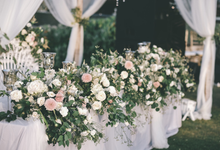 Dusty romance by AiLuoSi Wedding & Event Design Studio