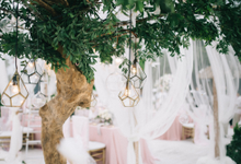 Enchanted garden  by AiLuoSi Wedding & Event Design Studio