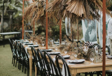 Earthy eclectic wedding  by AiLuoSi Wedding & Event Design Studio