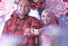 Prista & Rizki Engagement by Cerita Berdua