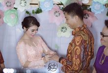 Egagement Evy & Willy by Cerita Berdua