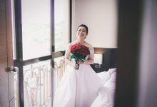 Bride//Loriz by Anna Limson Makeup Artistry