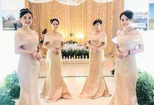 Wedding of Alwen & Debby by Beauty Usher