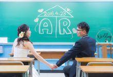 Prewedding Hong Kong by Wedding Around the World