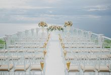 A Wedding at Sky Ayana by AIRY