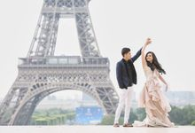 The Engagement Session of Ivan & Arrine by Lavene Pictures