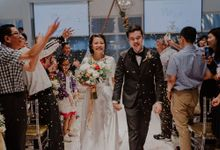 Tian Cheng & Sihui - Marble Metallic Wedding by Lily & Co.