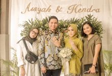 aisyah & hendra engagement day by Tanflorenza Florist & Decoration