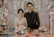 The Engagement of Alvynd & Jacqueline by William Saputra Photography