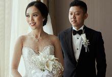 Adi & Jessica by IKK Wedding by Skenoo Hall Emporium Pluit by IKK Wedding