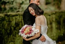 Prewedding of Xiaodong & Yuwen by Infinity Bali Photography