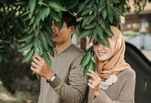 Ajeng & Dian by Viragepoto