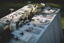 THE WEDDING OF ELIAS & DREKI XU by Oma Thia's Kitchen Catering