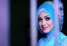 Wedding Rahmat & Vivi by Carolina Salon dan Rias Pengantin
