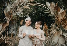 Nissa & Refa Wedding by Youth Wedding