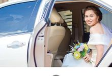 Bride Alone Portriats by DLPRO Photography & Videography