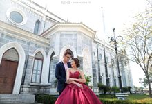 Alvin & Josephine Prewedding by eloise