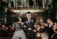 Alvin & Josephine Wedding by eloise