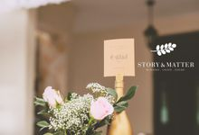 Rustic Outdoor Wedding  by Story & Matter events