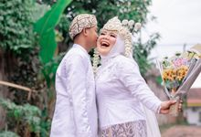 The Wedding Of Dela & Deby by Join Digital