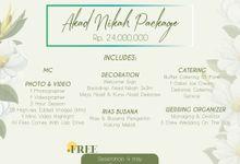 Akad Package by Kembang Peningset