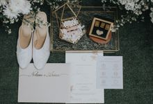 Nilam + Arian by KATA Wedding Planner And Organizer