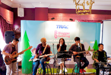 Trac - Blogger Gathering Events by Akar Suara Music