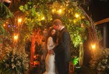 MC at Ilma & Jaron Wedding by Akar Suara Entertainment