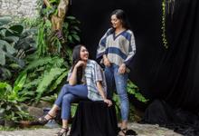 Model Photoshoot for Essetra.id by Akar Suara Entertainment