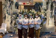 Wedding Usher of Anindhita & Ilham by Akar Suara Entertainment