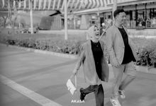 Pre-wedding of Della & Mail by Akasa