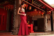KIMONO CHEONGSAM COLLECTION I by Ethereal