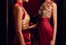 KIMONO CHEONGSAM COLLECTION by Ethereal