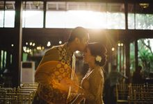 Dana & Brena Engagement by Akuwedding