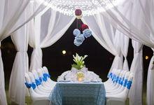Dinner Reception by Inaya Putri Bali