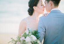 Luiz & Chu Chian by Bali Wedding Paradise