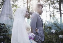 Prewedding Ajeng by Mezuira MakeUp & Hijab Style