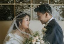 Awen & Kezia Wedding Day by Caleos Photography