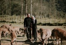 prewedding wibi dan aisyah by akar photography