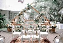 Wedding Package - Rani & Imam by Azila Villa